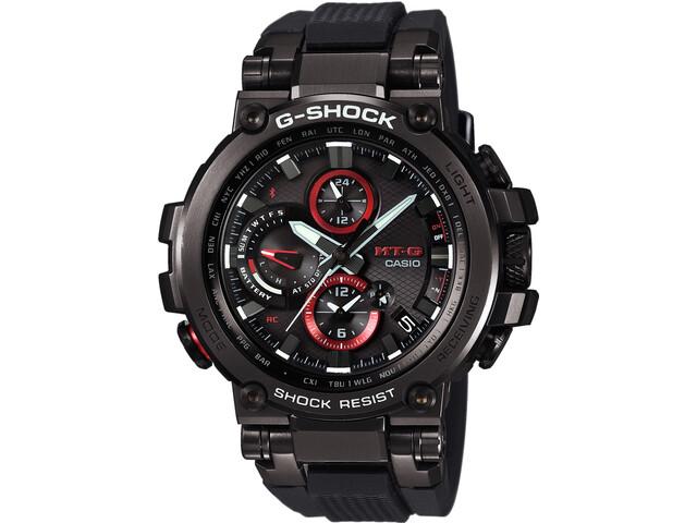 CASIO G-SHOCK MTG-B1000B-1AER Reloj Hombre, black/black/black